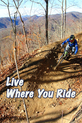 Timberline, A Residential Community at Bailey Mountain Bike Park