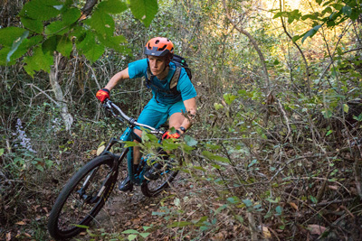 Peter Haile, MTB Guide at Bailey Mountain Bike Park